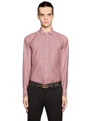 Etro Printed Washed Cotton Shirt
