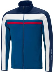 Galvin Green Men's Doyle Insula Full Zip Jumper Navy