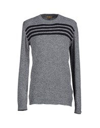 Cnc Costume National C'n'c' Costume National Knitwear Jumpers Men Grey