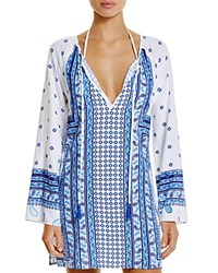 Tommy Bahama Paisley Tunic Swim Cover Up Mare