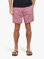 Ted Baker Alantic Patterned Swim Shorts Pink