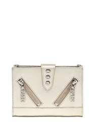 Kenzo Mini Kalifornia Laminated Leather Bag