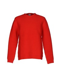 Bark Sweaters Red