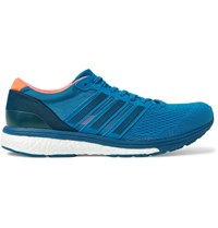 Adidas Sport Adizero Boston 6 Mesh Running Sneakers Blue