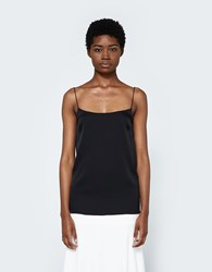 Land Of Women Circle Camisole In Black