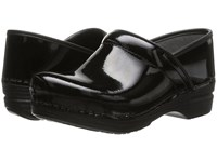 Dansko Pro Xp Black Patent Women's Clog Shoes