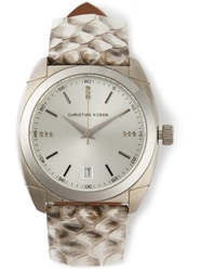 Christian Koban 'Dom' Watch White