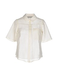 Related Shirts Ivory