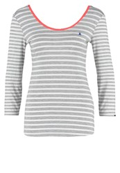 Gaastra Altitude Long Sleeved Top Grey Heather