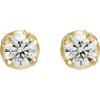 Hoorsenbuhs Women's Diamond Studs No Color