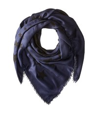 Diesel Swilla Scarf Midnight Scarves Navy