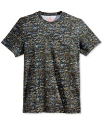 American Rag Men's Space Dyed T Shirt Only At Macy's Dark Lead
