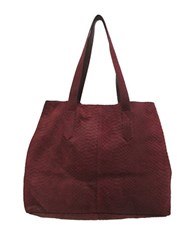 Chinese Laundry Karlina Deconstructed Tote Wine