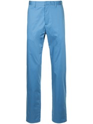 Cerruti 1881 Slim Fit Trousers Blue