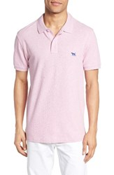Rodd And Gunn Men's 'The Gunn' Pique Sports Fit Cotton Polo Lotus