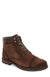 Pikolinos Men's 'Cacers' Lace Up Zip Boot