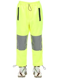 Lc23 Polartec Pants Yellow