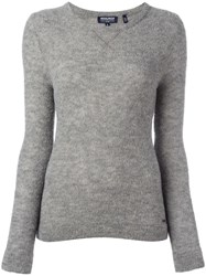 Woolrich 'Mag' Jumper Grey