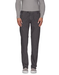 Tru Trussardi Trousers Casual Trousers Men Dark Blue