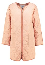 Noa Noa Winter Coat Cork Apricot