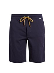 Paul Smith Jersey Pyjama Shorts Navy