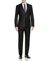 Hardy Amies Basic Regular Fit Suit Black