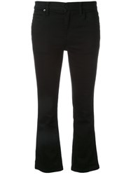 Alexander Wang Cropped Jeans Black