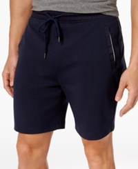 Tommy Hilfiger Men's Yosney Drawstring Shorts Navy Blazer