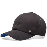 Paul Smith Canvas Cap Black