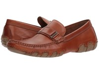 Kenneth Cole Reaction Later Driver B Brandy Slip On Shoes Brown