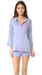 Honeydew Intimates Breakaway Pj Set Light Denim