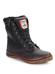 Pajar Tour Waterproof Leather Boots Black