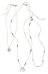 Madewell Women's Multistrand Necklace