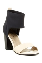 Seychelles Prominent Ankle Cuff Sandal White