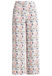 Smash Praga Trousers Off White