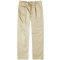 Arpenteur Trevail Twill Chino Brown