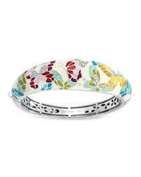 Belle Etoile Butterfly Kisses Bangle Ivory