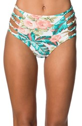 O'neill Women's X Natalie Off Duty Viva Bikini Bottoms Multi