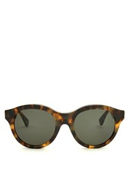 Retrosuperfuture Mona Cheetah Sunglasses
