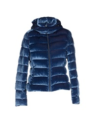 Montecore Jackets Blue