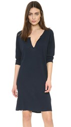 Crippen Weekend Dress Navy