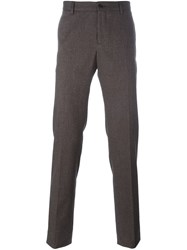 Etro Tailored Trousers Brown
