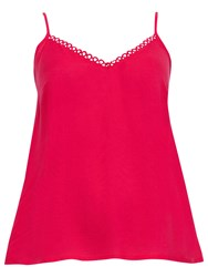 Cyberjammies Heidi Modal Camisole Red