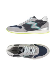 Frankie Morello Footwear Low Tops And Trainers Men Grey