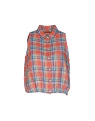 Boy By Band Of Outsiders Shirts Shirts Women Coral