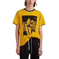 Ovadia And Sons Bruce Lee Cotton T Shirt Yellow