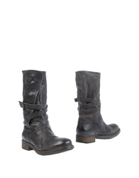 Oto Boots Steel Grey