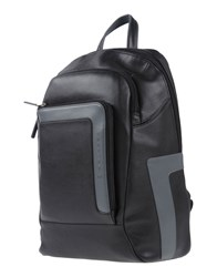 Piquadro Backpacks And Fanny Packs Black