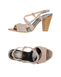 Donna Piu Sandals Light Grey