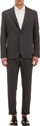 Barena Venezia Three Button Sportcoat Gray